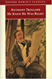 He Knew He Was Right : Illustrated