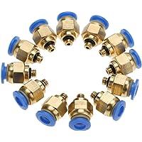 Conexiones neumáticas del conector neumático del tubo Rosca