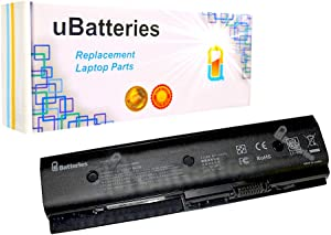 UBatteries Compatible 49Whr MO06 MO09 Battery Replacement HP 671567-831 671731-001 H2L55AA H2L56AA HSTNN-DB3P HSTNN-LB3N HSTNN-LB3P HSTNN-OB3N HSTNN-YB3N HSTNN-YB3P 671567-321 699468-001 584037-001