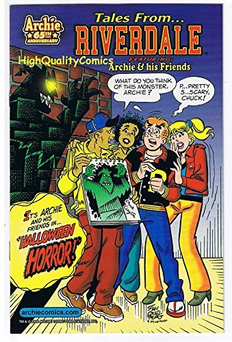 Tales from Riverdale Halloween Ashcan Mini Comic 2006