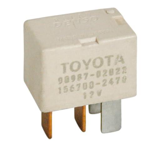 T1 A 90987 – 02022 denso a/c aire acondicionado embrague del relé | para