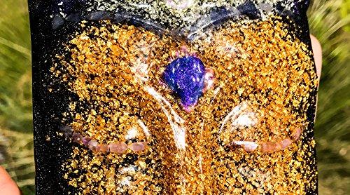 Orgonite Buddha / 24K Gold Orgone by Violet Flame Orgone (Image #2)