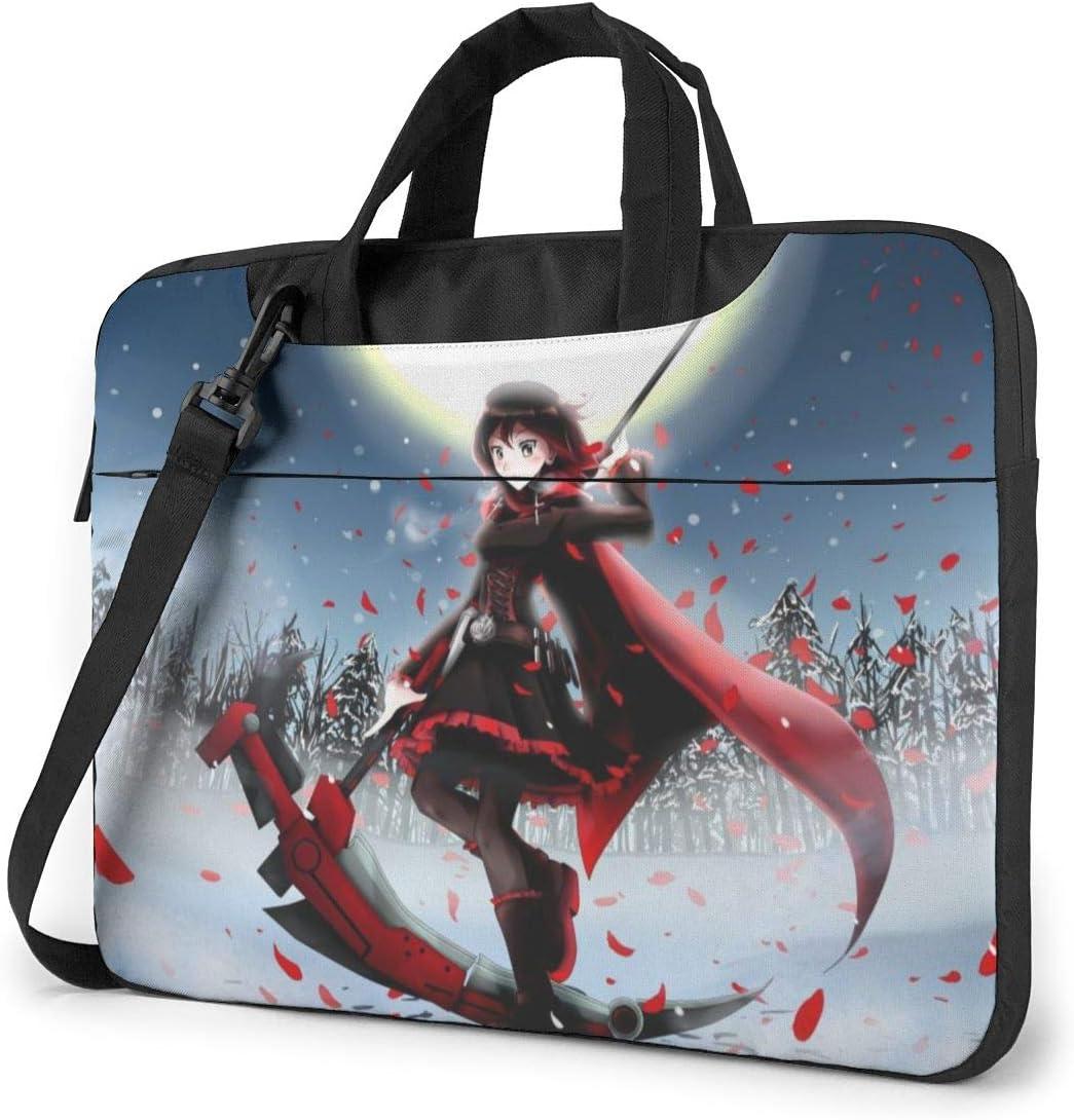 RWBY Laptop Bag Tablet Briefcase Portable Protective Case Cover 13 inch