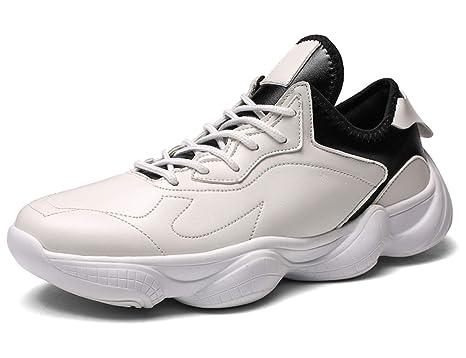 GNEDIAE Zapatillas Deporte y Aire Libre de Running Hombres Ligero Zapatos Entrenamiento Comodo de Correr Calzado