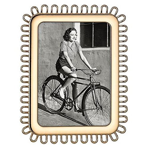 Kate Spade Frame (Kate Spade New York 871927 Keaton Street Frame 5X7,Gold)