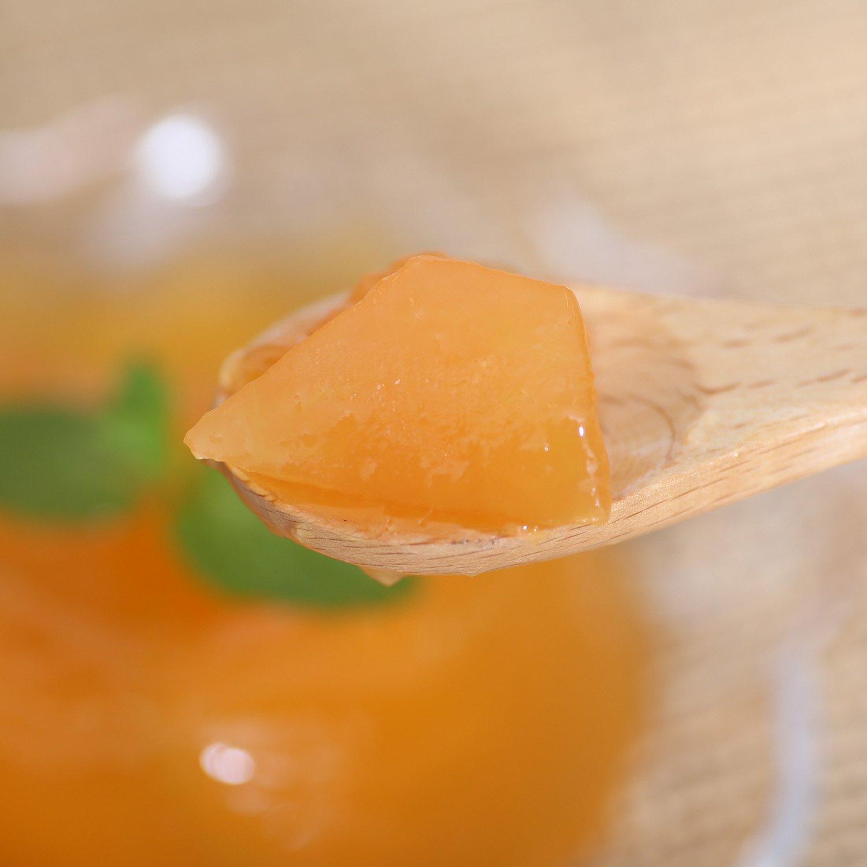 日本の果実のメロンゼリー