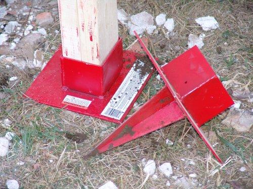 Qualcraft 2210 Pole Anchor