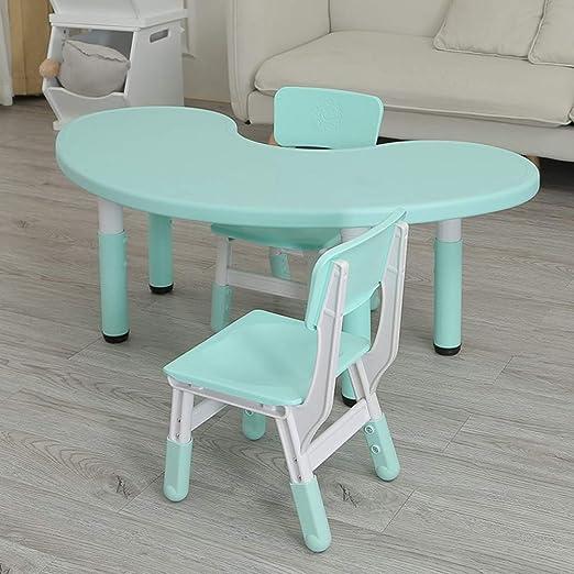 juego de mesa y silla para niños de jardín de Infantes, Mesa de ...