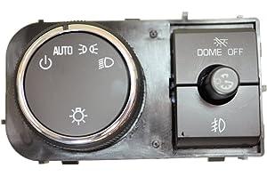 OEM NEW Headlamp /& Dome Light Dimmer Switch 07-13 GM Trucks /& SUVs 25858705