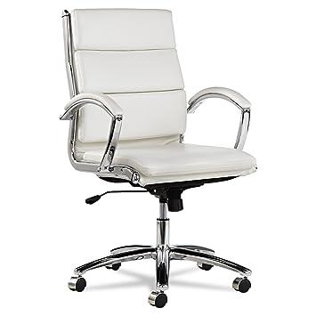Amazon Com Alera Alenr4206 Neratoli Mid Back Swivel Tilt Chair