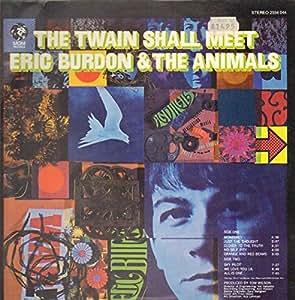 Eric Burdon Amp Animals The Twain Shall Meet Vinyl Lp