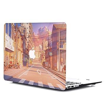 AOGGY Carcasa MacBook Air 13 A1466 / A1369 Estuche - Versión 2010-2017, Ultra Delgado Carcasa Rígida Protectora de Plástico Cubierta para MacBook Air ...