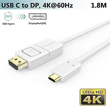USB Tipo C HDMI Cable 4K 6FT Adaptador Para Tv De Celular Cable Convertidor USA