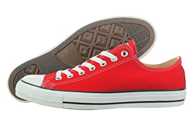 272194ac0c43 Converse Chuck Taylor All Star OX M9696 Red 11 D(M) US Men
