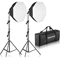 Neewer 700W Octagon Softbox Continuous Lighting Kit for Camera Photo Video Photography