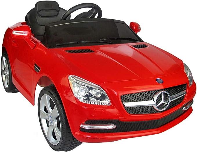 Coche eléctrico Infantil Mercedes Benz 81200