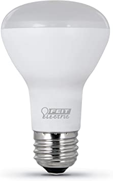 FEIT ELECTRIC 79178 R20//10Kled//3//Can Non-Dimmable Led Bulb 450 Lumens 2700 K 120 Vac 45 W CRI 80 65 W