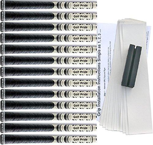 Cord Multi Decade Grip Compound (Golf Pride New Decade MultiCompound Cord Midsize (+1/16