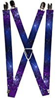 Buckle-Down Suspender - Galaxy