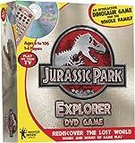 : Jurassic Park Explorer DVD Game