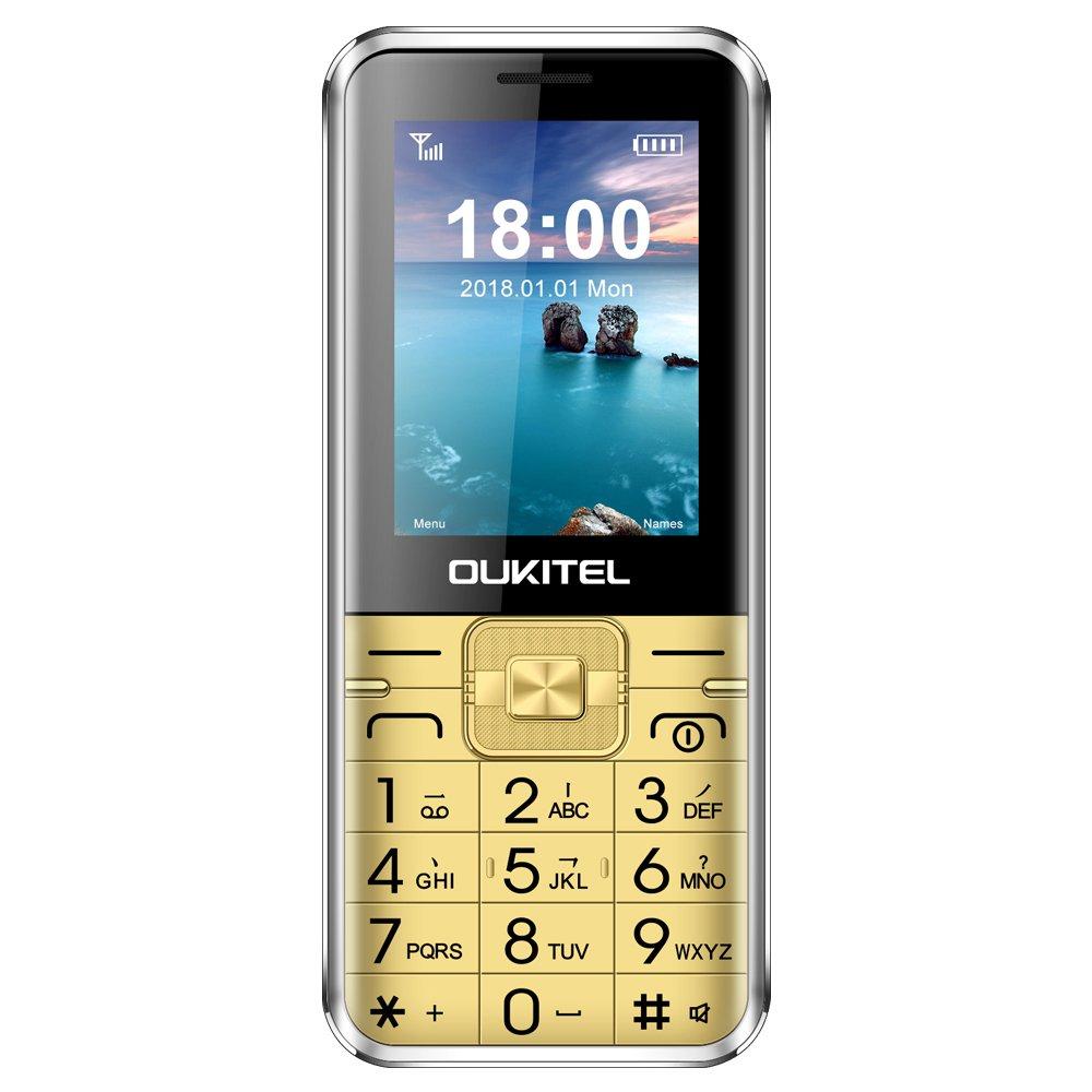Unlocked Cell Phones, Oukitel L1 Dual SIM GSM Cell Phone 8W Camera