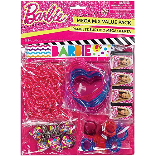 Barbie Sparkle Mega Mix 48ct [Contains 1 Manufacturer Retail Unit(s) Per Amazon Combined Package Sales Unit] - SKU# 395968 -