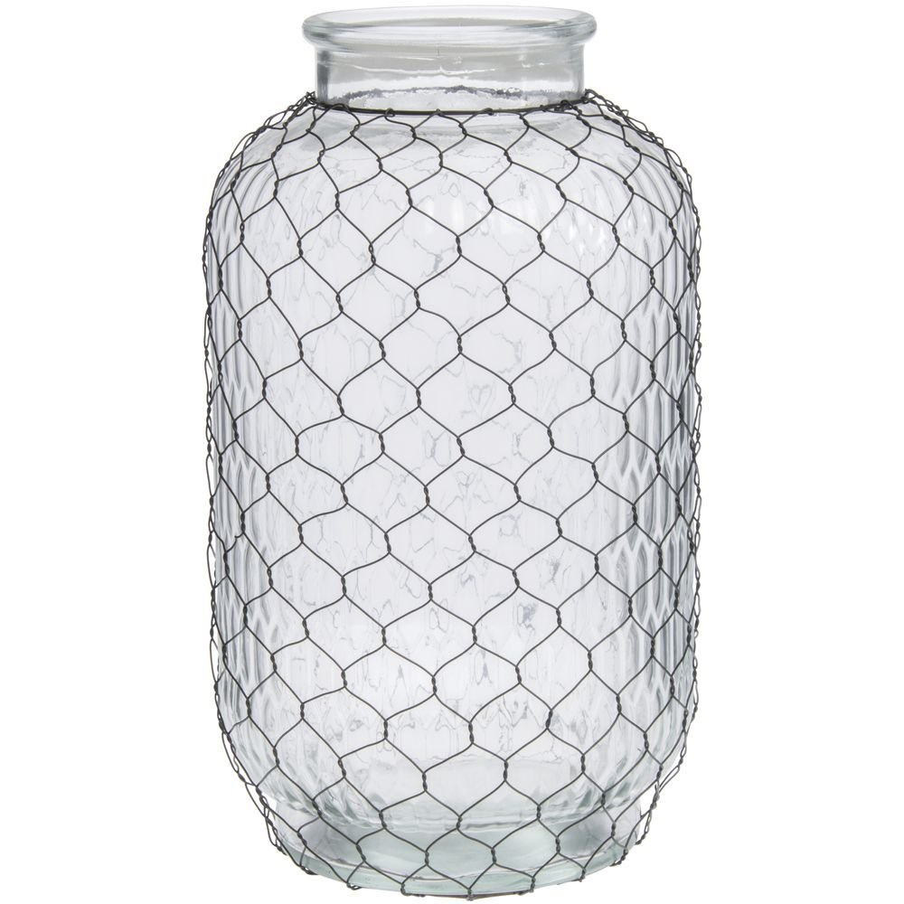 Park Hill Pickle Jar With Poultry Wire Min 2