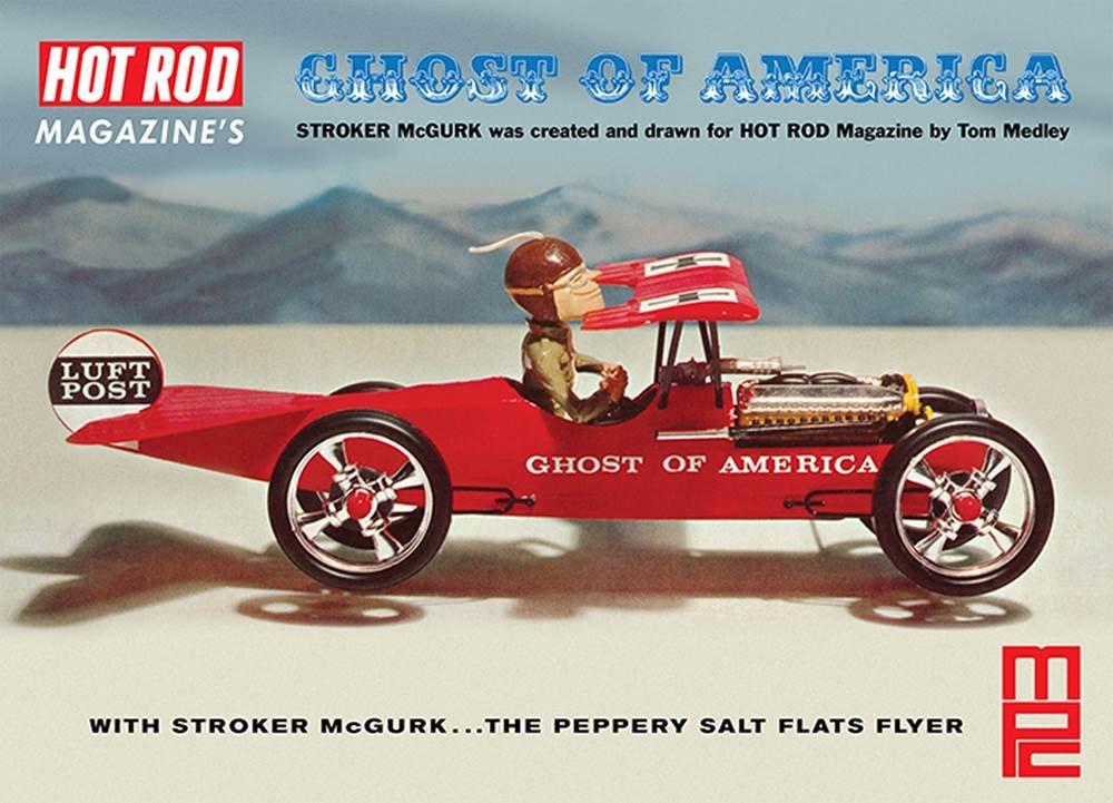 Stroker McGurks' Ghost of America Plastic Model Car Kit