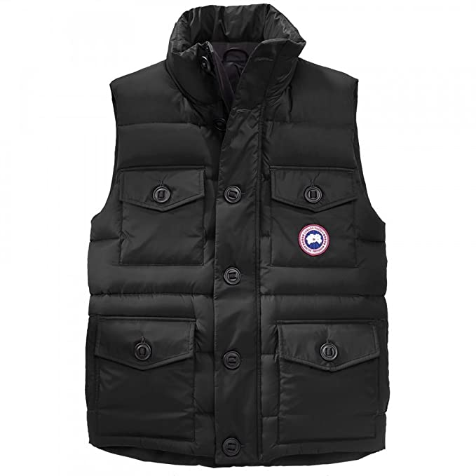 Canada Goose Benedict Vest Black-L