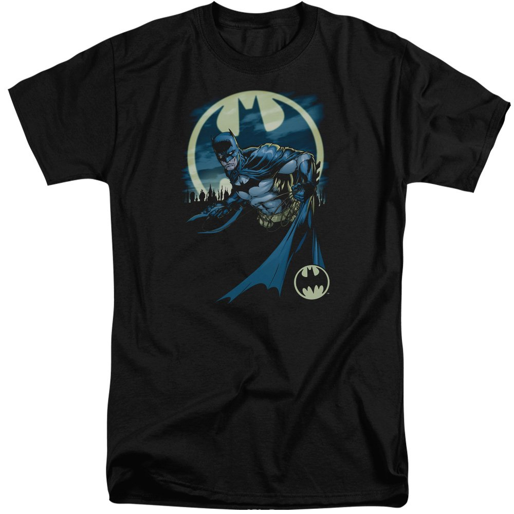 MMM Merchandising Batman Mens Heed The Call Tall T-Shirt