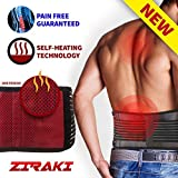 ★SALE★ Ziraki Adjustable Lumbar Lower Back Support Massage Brace ★ Self-heating Magnetic Therapy Belt ★ Relieve Pain And Stress ★ FDA Approved