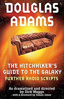 the hitchhiker 39 s guide to the galaxy radio scripts volume 2 the tertiary quandary. Black Bedroom Furniture Sets. Home Design Ideas