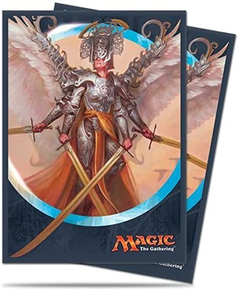 80 DECK PROTECTOR SLEEVES MTG MAGIC Avacyn Restored Ultra Pro