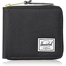 Herschel Supply Co. mens Walt Rfid Blocking Full Zip Wallet