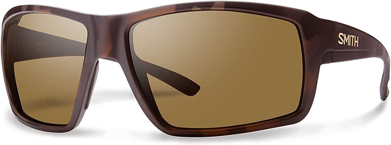 New Smith Optics COLSON Sunglasses (matte tortoise/chromaPop polarized lenses)