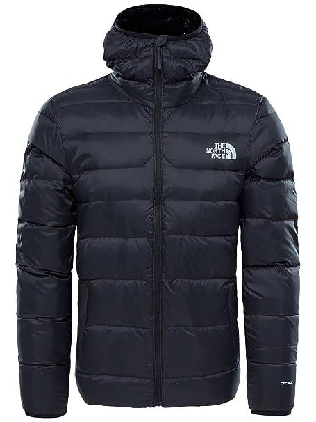 north face chaqueta plumon 700 hombre negra