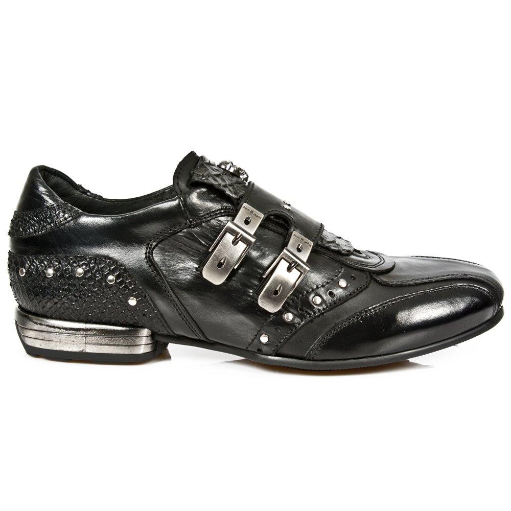 - New Rock M.2715 S3 negro - botas, hombres
