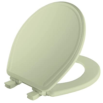 Tremendous Mayfair 48Slowa 006 Toilet Seat Will Slow Close Never Loosen And Easily Remove Round Durable Enameled Wood Bone Machost Co Dining Chair Design Ideas Machostcouk