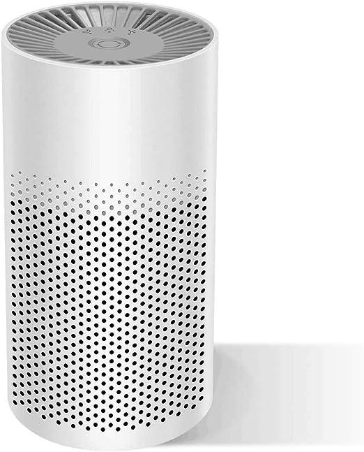 Purificador de aire portátil para el hogar con filtro HEPA ...
