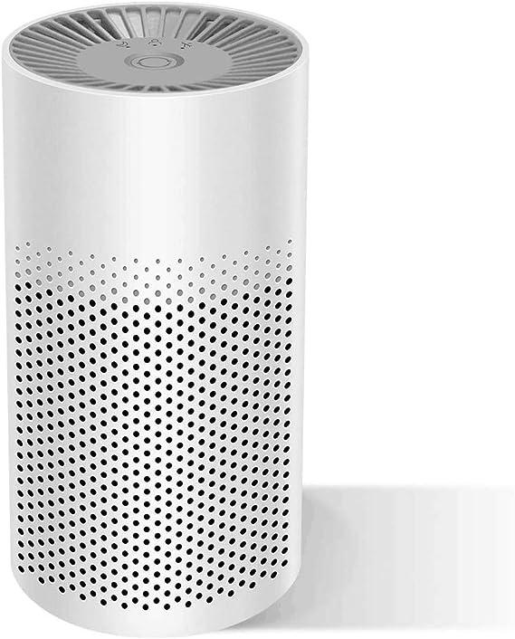 Shinmax El purificador de Aire portátil para el hogar Puede Cargar ...