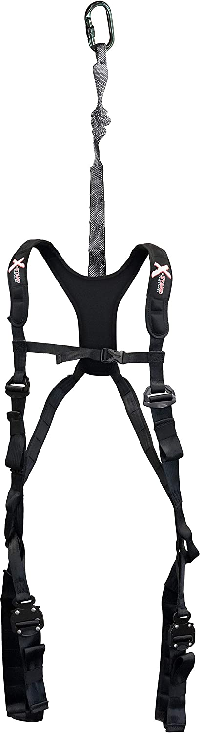 The Freedom Ultra-Light Weight Tree Stand Safety Harness