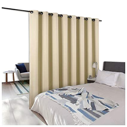 Office room divider ideas Office Space Nicetown Room Divider Curtain Screen Partitions Wide Width Grommet Top Best Room Dividers Ideas For Back Publishing Amazoncom Nicetown Room Divider Curtain Screen Partitions Wide