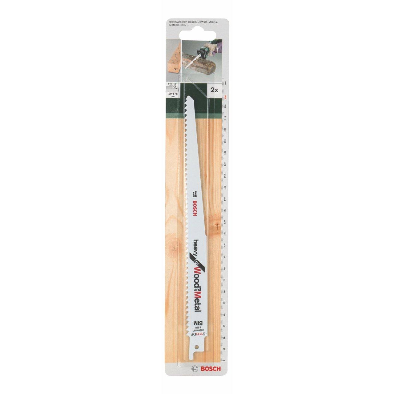 Bosch 2609256712 - Cuchilla de sierra de sable