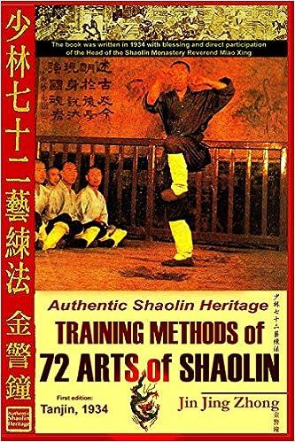 Pdf fu shaolin kung training