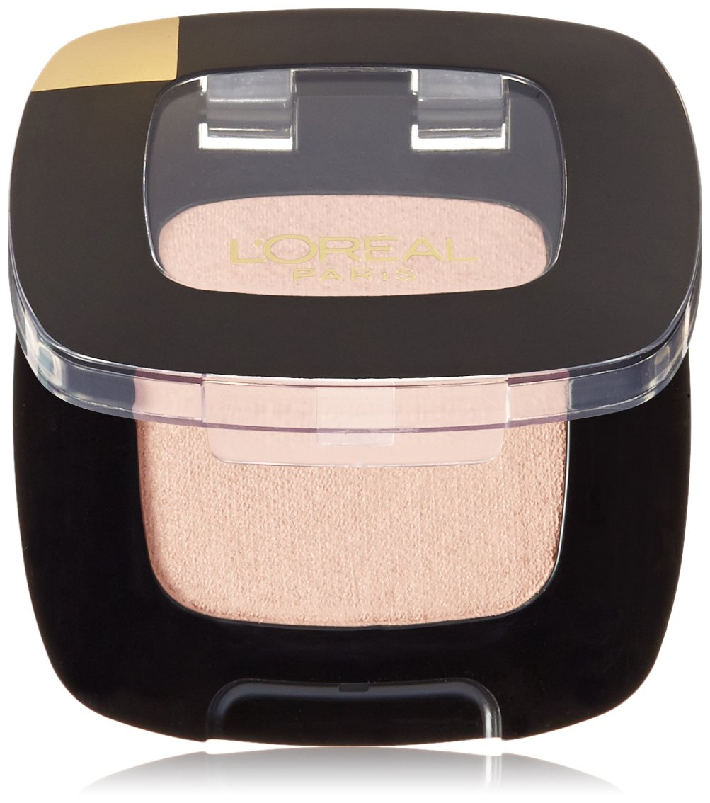 L'Oreal Paris Cosmetics Colour Riche Monos Eyeshadow, Little Beige Dress, 0.12 Ounce L' Oreal Paris