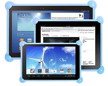 Funda tablet silicona universal compatible con cualquier tamaño de tablet carcasa tablet silicona funda silicona tablet válida para todos los tamaños ...