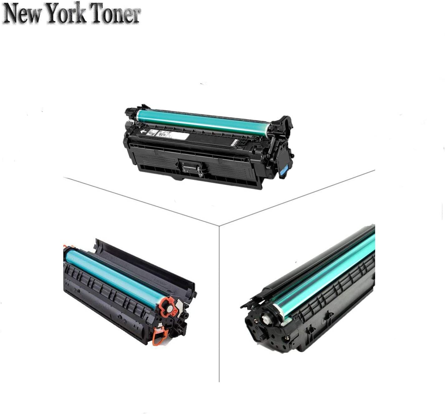 NYT New Compatible 5 Pack 2645B004AA 2643B004AA GPR29 High Yield Toner For Canon Color imageRUNNER LBP5460-2Black Cyan Magenta Yellow