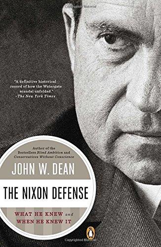 the nixon defense john dean - 2