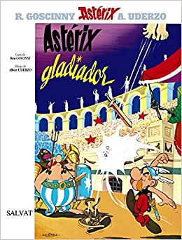 Descargar Libros En Astérix Gladiador Bajar Gratis En Epub