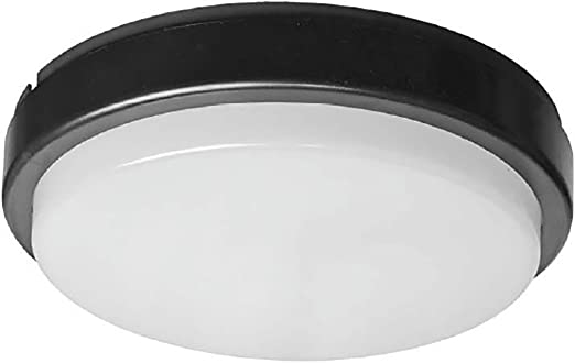 Aplique Plafón LED 12 W IP54 Exterior escaleras terraza baño techo pared – luz blanco natural W 12 W: Amazon.es: Iluminación